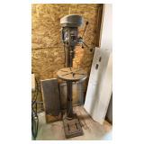 Duracraft floor model drill press