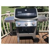 Weber Spirit ll natural gas grill