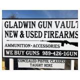 Auction, Gladwin