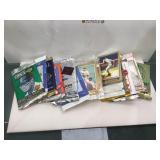 Mixed sports sealed packs