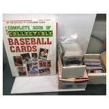 Baseball card books & sports cards