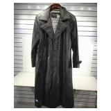 Wilsons Leather trench coat size M.
