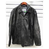 Wilsons Pelle Studio Leather jacket. Marked size