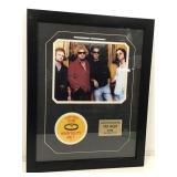 Van Halen Framed Backstage Pass 5150 1986 World