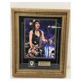 Joan Jett and the Blackhearts Tour Guitar Pick.
