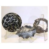 Sterling Silver Brooches - 33.6g TW