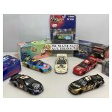 Assorted Die-cast cars scale 1:24