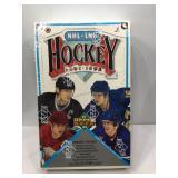 1991 upper deck hockey sealed box