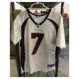 Womens john elway jersey size large