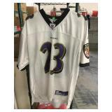Baltimore ravens jersey size large