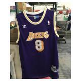 Kobe Bryant new jersey size xxxlarge