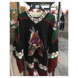 Phoenix coyotes Starter jersey medium
