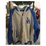 Dodgers jacket size large