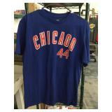 Chicago cubs shirt sz large