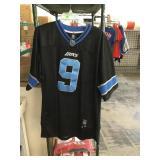 Matt stafford lions jersey sz 48