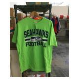New seattle seahawks shirt sz xlarge
