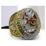 Patrick mahomes replica championship ring