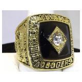 LA Dodgers replica championship ring