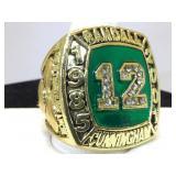 Randall cunnigham replica ring