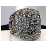 Tim duncan replica championship ring