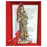 Sterling Silver Christmas Ornament with Box -