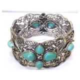 Sterling Turquoise Silver bracelet