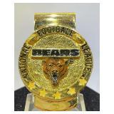 Bears Football money clip