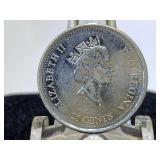 canadain coin year 2000