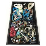 Costume jewelry incl. bracelets and more