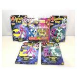 Fantastic Four figues  by Toy Biz. NIB.