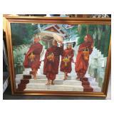 Original Oil on Canvas. 53x42