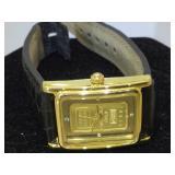999 Gold 1 g watch , band broken