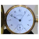 Waltham pocket Watch 1886 15 jewel working
