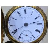 NY Standard pocket Watch 1910 jewel working