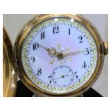 Elgin pocket Watch 1909 15 jewel working