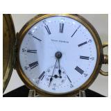 Seth Thomas pocket Watch 1896  working
