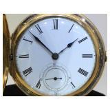 Columbia pocket Watch 1816 jewel working