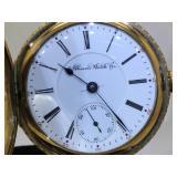 Illinois pocket Watch 1905 17 jewel working