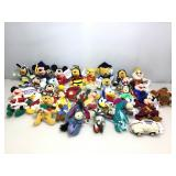Disney Plush lot. New With tags.