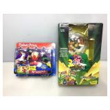 MM Power Rangers gumball bank and glow in the