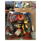 Assorted tools and more