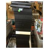 Stack of display trays approx. 28 pcs.