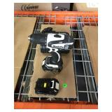 Makita cordless drill with charger extra battery