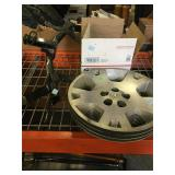 Ram hubcaps tow bar box cooling system cleaner