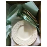 Wedgewood Patrician dish set unknown if complete