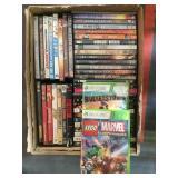 Box dvd movies 2 XBOX 360 games