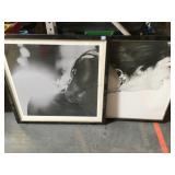 "2 Large art prints 36"" x 36"""