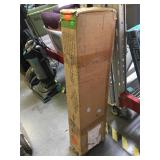 14 inch bed frame T-2000 King on original box