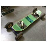 Mountainboard skateboard