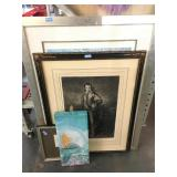 Framed prints and more